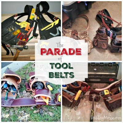 Parade Of Tool Belts