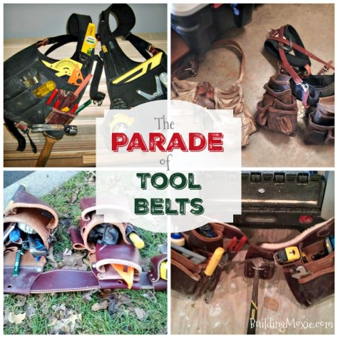 Parade Of Tool Belts
