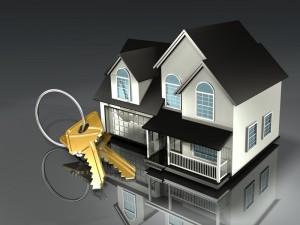 keys and house photo