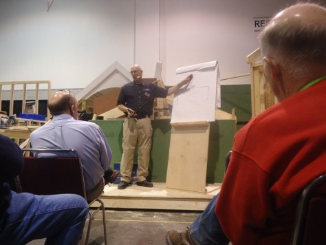 Mike Sloggatt Roof Framing