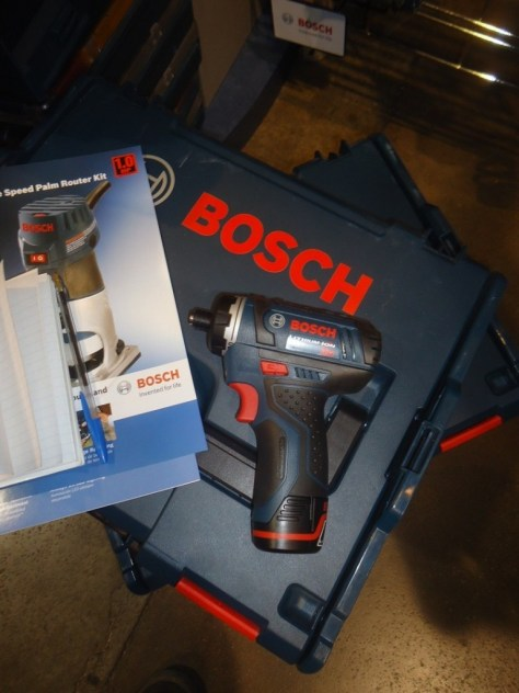 Bosch 12v Pocket Driver JLC Live