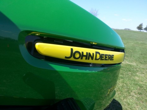 John Deere Fender
