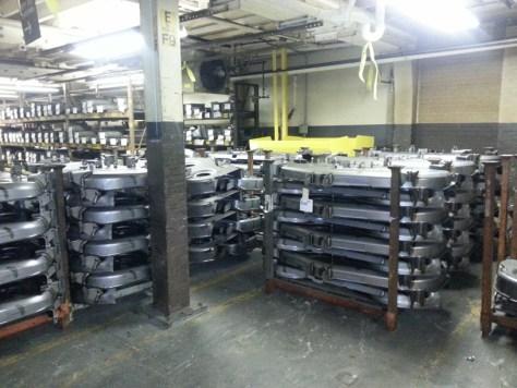 Stamped Decks John Deere Horicon Works