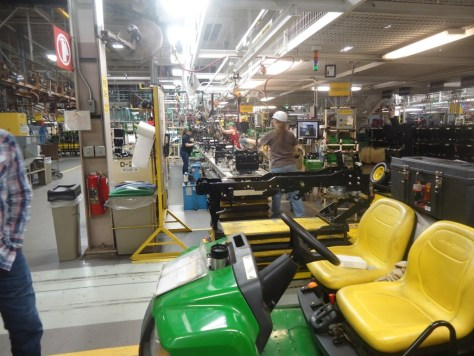 small parts assembly John Deere Horicon Works