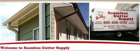 Seamless Gutter Supply