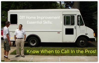 DIY Home Improvement Essential Skills :: Know When to Call the Pros