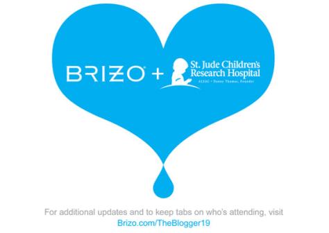 Brizo St Jude Heart