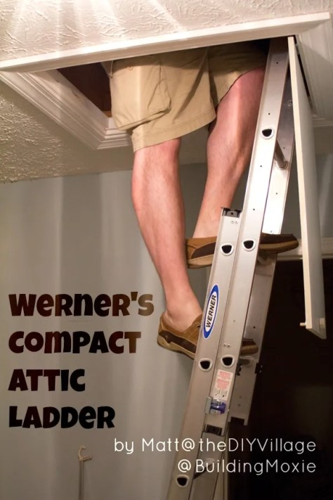 Werner Compact Attic Ladder Review