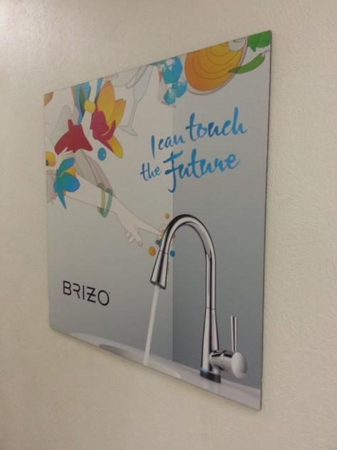 Brizo I Can Touch the Future