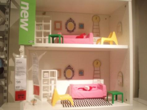 New Ikea Dollhouse