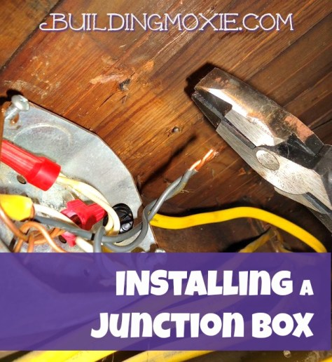 Installing a Junction Box