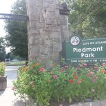 Piedmont Park West Entrance