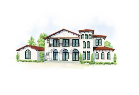American Home Style : Spanish Colonial