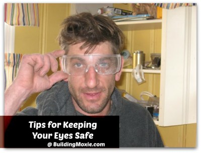 eye safety tips for keeping your eyes safe