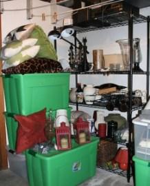 basement storage needs