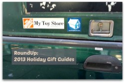 2013 Holiday Gift Guides RoundUp