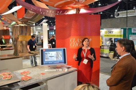 Amy Gath introducing 2014 180fx