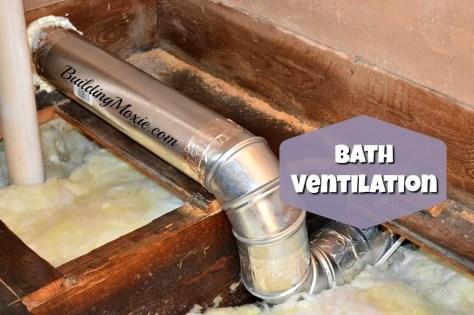 Rigid 4 Inch Duct for Bath Fan