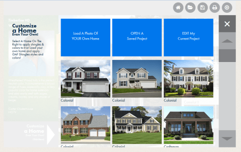 Virtual Home Remodeler Customize Your Own Home