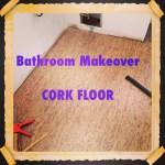 Bathroom Remodel - Cork Floors