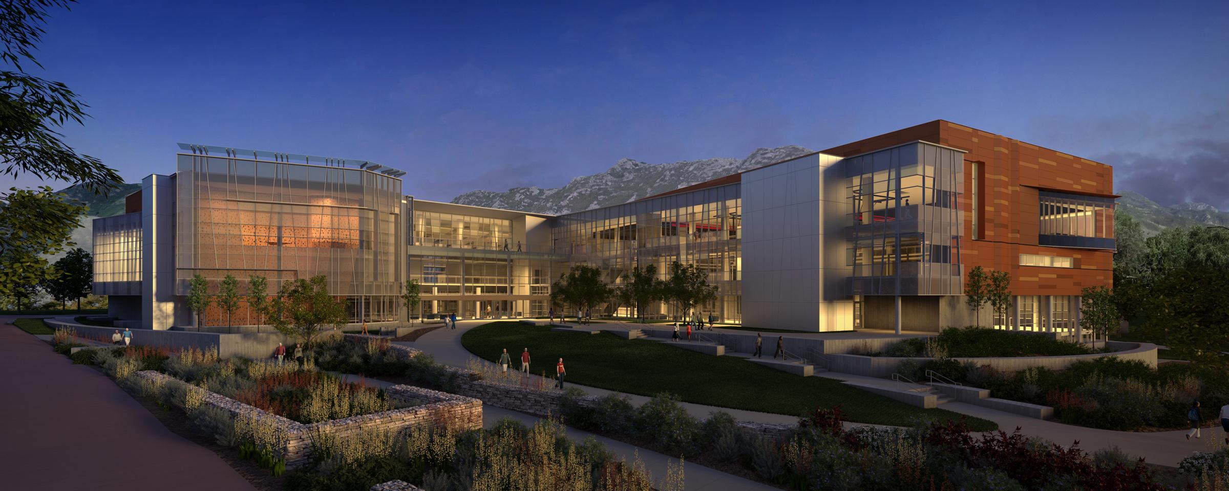 Student-Life-Center-from-HPER - Building Salt Lake