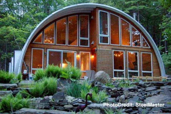 Quonset Hut Homes   Building Styles   Prices   Estimates Quonset House