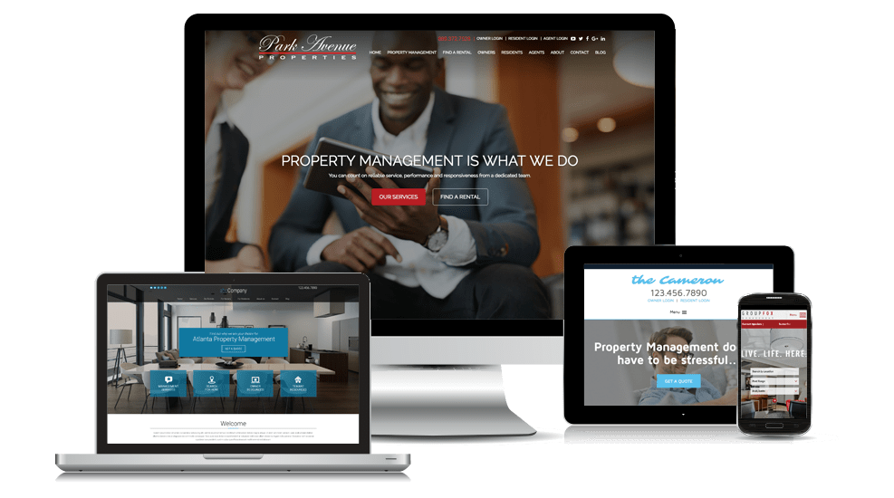 Property Manager Websites Partnership