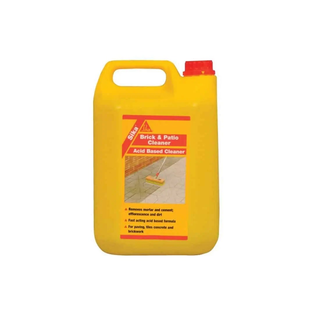 brick and patio cleaner 5lt each
