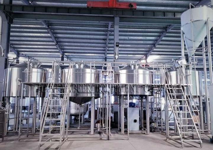 3000L 4 Vessel Brewhouse_Altered for BMAB Directoy Listing – Tiantai