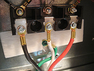 electric stove outlet wiring diagram wiring diagram a 3 g stove receptacle wiring image about