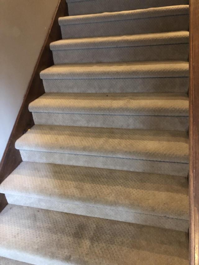 Diy Carpet To Hardwood Stairs Conversion | Cost To Have Stairs Carpeted | Wood | Stair Tread | Hardwood Flooring | Tile | Installation