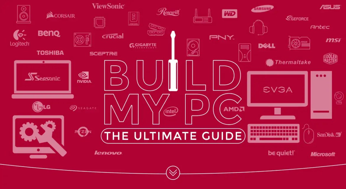 Build My PC l Ultimate Guides to build a PC Step by Step in 2019