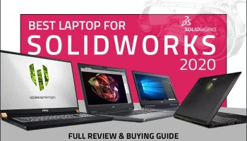 Best laptop for Solidworks 2020