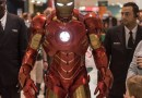 Steel MKIV Iron Man suit.