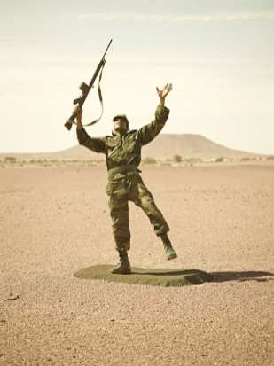 Toy Soldiers Project