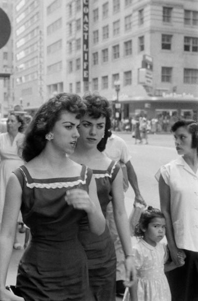 Houston, Texas by Henri Cartier-Bresson, 1957