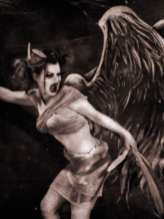 Angel by Vanessa Brown and Jeff Louviere
