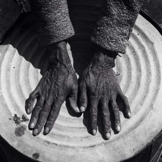 Debbie Fleming Caffrey, Harry's Hands, Winter