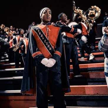 Drum Major, Pearl Cohn High School