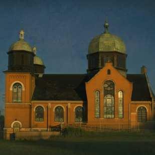 Holy Trinity Byzantine Church, Youngstown, Ohio