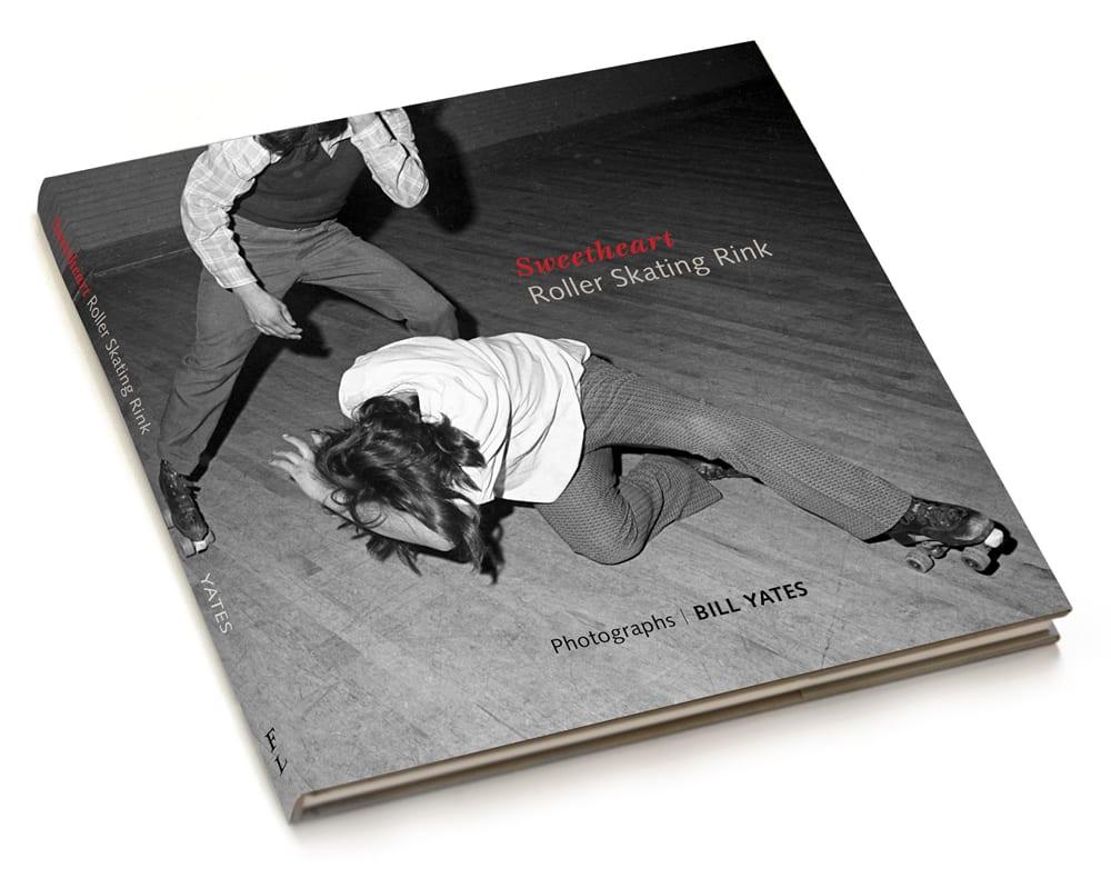 Barbara Griffin | Photo Editing Sweetheart Roller Skating Rink by Bill Yates