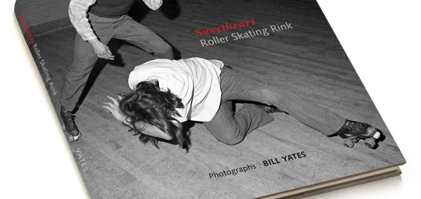 Barbara Griffin   Photo Editing Sweetheart Roller Skating Rink by Bill Yates
