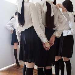 Line Up 2 ©Martine Gutierrez