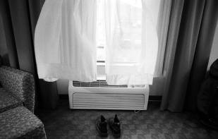 Window Shoes, New Mexico, ©David Carol
