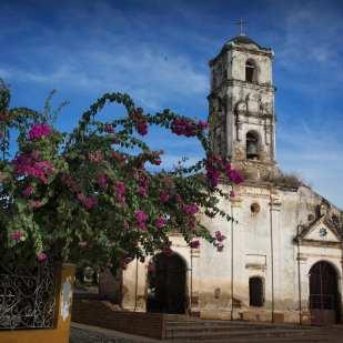 Abandoned Church, Trinidad, Sancti Spiritus