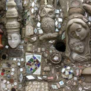Buddha and Mary