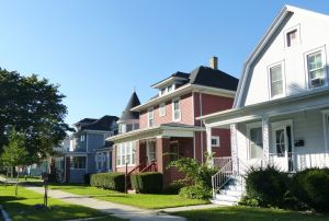 Racine's affordable cost of living, housing value and rental options