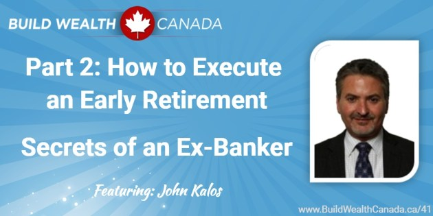 Part-How to Execute an Early Retirement