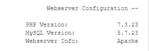 تحديث PHP