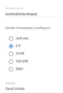 إعداد عنوان بريد إلكتروني احترافي مخصص